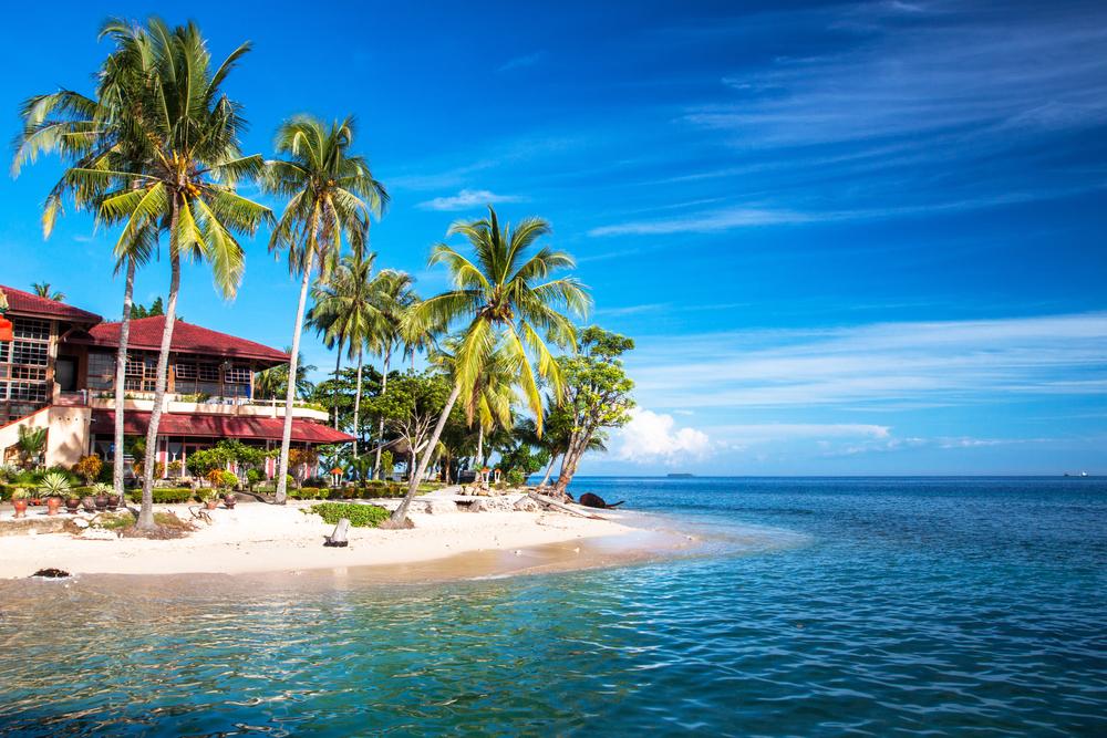 îles tropicales